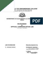 38579016 Microwave Lab Manual