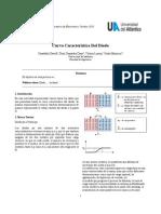 Curva Carcteristica Del Diodo(Lab 3)