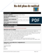 plantilla proyecto educativo plan unidad