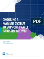 American Express Choosing a Payment System to Support Travel Industry Growth