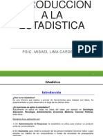 Capitulo 0. Introduccion a La Estadistica