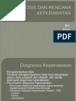 Diagnosis Dan Rencana