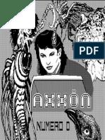 Axxon 0 - Eduardo Carletti (Editor)