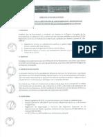 Directiva Certificacion