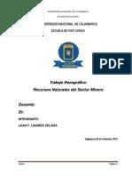 Monografia Para Economia Ambiental Epg Unc 2014