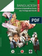 Bangladesh ExpenditureSurvey
