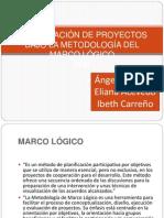 Exposicion Marco Logico