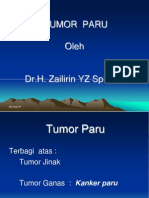 Kuliah Tumor Paru Jan 2012