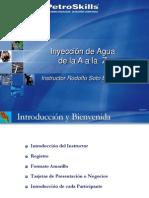 1. Inyeccion de Agua de La a La z - Introduccion