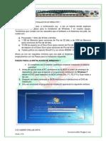 Blog Instalacion de Windows 7