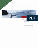Wp Cloud Computing Security