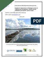 Environmental Strategies for Aquaculture
