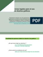 Definiciones Legales Uso Diseños Gráficos