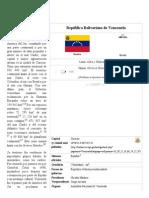 Venezuela - Wikipedia, La Enciclopedia Libre