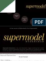 Supermodel Hyderabad Presentation