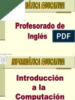 Introduccion a La Informatica NSLP Parte 1