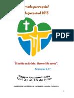 Jornada Parroquial de La Juventud 2013