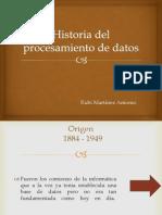 Historia Del Procesamiento de Datos_rubi