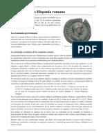 Economía en La Hispania Romana