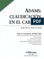 Adams Claudicacion Del Caballo