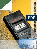 G - Medidores de Conductividad ,TDS