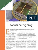 Noticias Big Bang