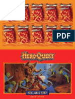 Kellars Keep Quest Book