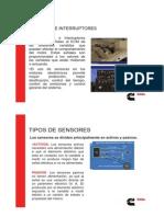 Sensores y Multimetro.