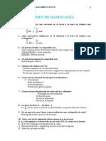 Examen de Radiologia Convencional