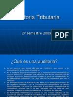 Auditoria Tributaria Marco Teorico