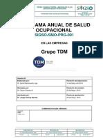 Programa Salud Ocupacional - Tdm - May2014 - Formato Final
