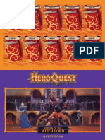 Return of the Witch Lord Quest Book
