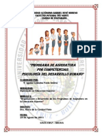 Final Programa de Asignatura Psicologia Del Desarrollo