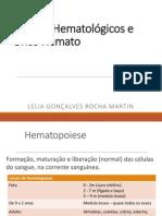 Exames Hematólogicos e Onco Hemato