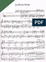 Le Petit Noir - Debussy
