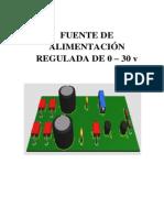 Regulador de Voltaje - Informe