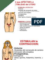 23. Oxitócicas
