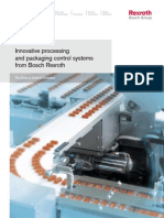 Innovative Processing and Packaging Control Systems