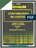Libro Contabilidad de Costos Serie Schaum-james-A-cashin-fl