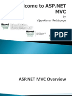 Introduction ASP NET MVC