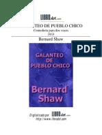 Galanteo de Pueblo Chico