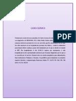 Pae Adolescente - Caso Clinico