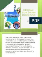 Ciencias 1 Con Énfasis en Biología