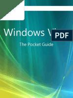 Windows Vista Pocket Guide Minty White