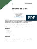 Informe de Laboratorio de Microcontroladores