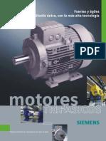 Catalogo Motores Trifasico Siemens