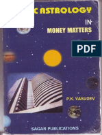 214515880 Vedic Astrology in Money Matters P K Vasudev