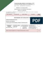 Rubrica de Evaluacion Actividad Unidad1ActividadesInicialesSisTrad