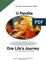 Sayadaw-U-Pandita-One-Life-Journey - One Life Journey - Saraniya Dhamma Meditation Centre