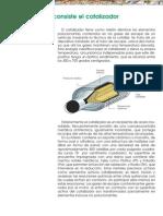 Manual Mecanica Automotriz Catalizador Accesorios Opcionales